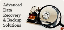 Advanced Data Recovery & Backup Solutions